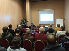 Advance Steel 2015 User Meeting