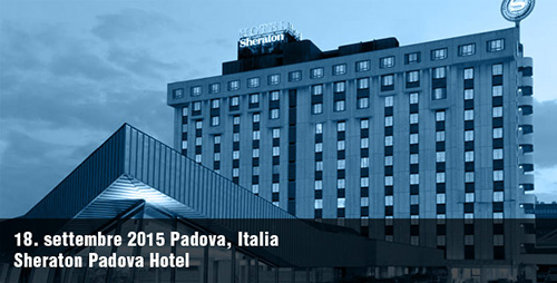 GRAITEC BIM EUROPEAN TOUR 2015 - Seconda tappa 18 Settembre 2015 - Padova