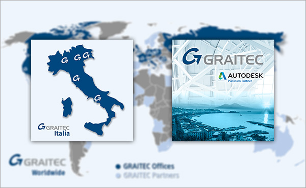 Nuova sede Sud Italia di GRAITEC